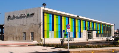 Estación de tren Guixar